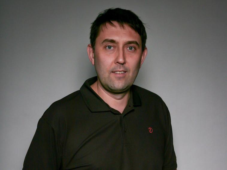 Dipl. Ing. (FH) Sandro Rosenberg
