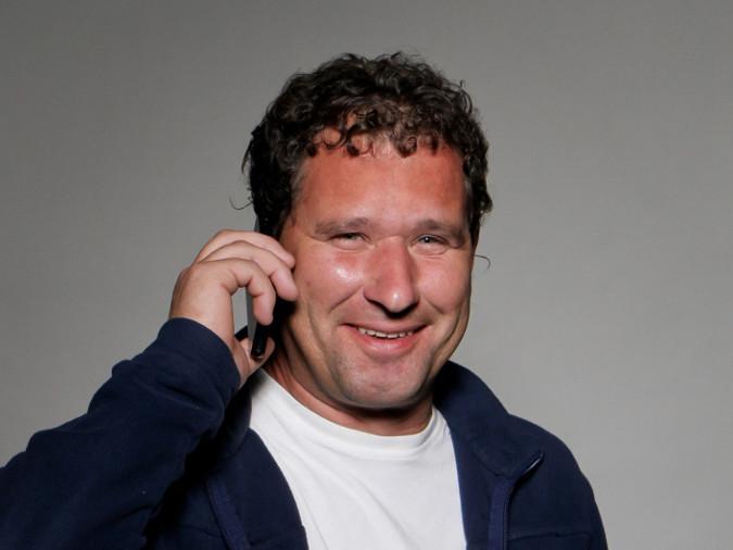 Dachdeckermeister Jens Schiller